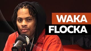Download Waka Flocka Keeps It Real On Gucci Mane, Jemele Hill, Internet Rappers & Marriage Video