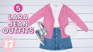 Download Lara Jean Outfits From 'To All the Boys I've Loved Before' | Style Lab Video