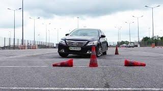 Download Курс Экстремального Вождения на Toyota Camry V50 Video
