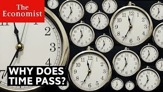 Download Why does time pass? | The Economist Video
