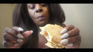 Download 👅 Mukbang Eating Show   Lunch ASMR Chips Cookie 🍪 Milk Shake🍧 Video