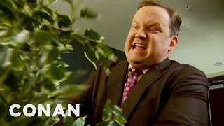 Download Andy's Houseplants Have Seen Too Much - CONAN on TBS Video