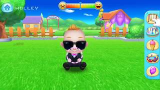 Download Baby Boss - Take Care of Naughty Baby - Dress Up, Doctor & Bath Time - Tabtale Care Games for Kids Video