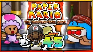 Download Paper Mario The Thousand Year Door w/ @PKSparkxx! - Part 45 | ″A STICKY, YUMMY THREAT 😏😏😏″ Video