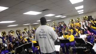 Download Miles College Marching Band - All Of Me (Band Room) - 2015 Video