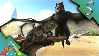 Download WHAT DINOS CAN A MEGALOSAURUS CARRY/GRAB? MOST OP MOUNT! | Ark: Survival Evolved Video