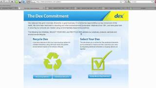 Download HOW TO: Opt Out from Qwest/Dex Phone Books (FREE) Video