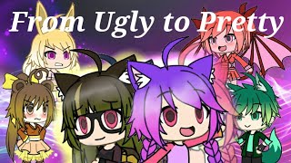 Download 🌸🌺From Ugly to Pretty🌹🌸| A mini gachaverse movie Video