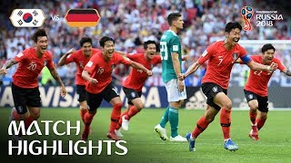 Download Korea Republic v Germany - 2018 FIFA World Cup Russia™ - Match 43 Video