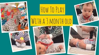 Download How To Play With A 3 Month Old Baby Video