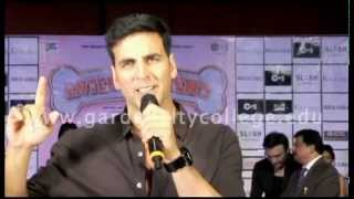 Download Akshay kumar and Tamannaah at GCC Video