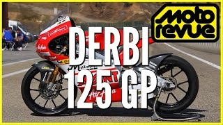 Download Essai Derbi 125 GP de Johann Zarco - Moto Revue Video