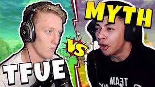 Download Tfue vs Myth - Fortnite Playground (NA West Server) Video