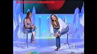 Download ALBA PARIETTI e MARINA LA ROSA si tolgono le scarpe e rimangono a ″piedi nudi″ da ″Grimilde″ 2006 Video