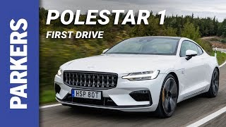 Download Polestar 1 First Drive | Would you buy one over a Continental GT? Video