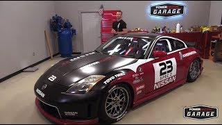 Download Looking Like a Racecar - Adding an Aero-Package and Wrapping Our Z for Good Looks! Video