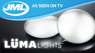 Download Luma Lights: Motion-Activated Portable LED Lights (2pc) from JML Video