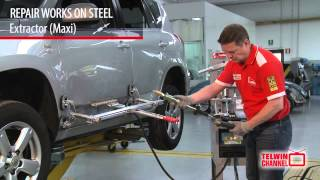 Download PULLER STATION: dent pulling of steel and aluminium (eng) Video