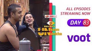 Download Bigg Boss S11 - Day 83 - Watch Full Episode Now on Voot Video