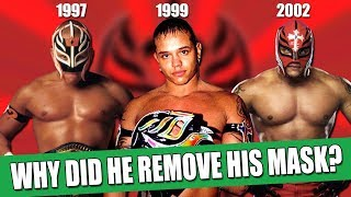 Download Here's The Reason Why Rey Mysterio Unmasked himself in 1999! || rey mysterio returns 2019 Video