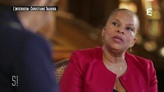 Download L' Interview : Christiane Taubira - Stupéfiant ! Video