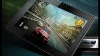 Download Blackberry Playbook Features Video