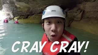 Download Kawasan Falls Canyoneering (Moalboal Part 6) 카와산 캐녀닝! Video