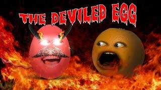Download Annoying Orange - The Deviled Egg (Ft. FuriousPete!) Video