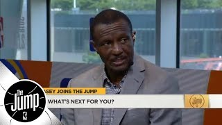 Download Dwayne Casey on his future and how the Cavaliers swept his Toronto Raptors | The Jump | ESPN Video