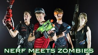 Download Nerf meets Call of Duty: ZOMBIES 2.0 | Full Movie! (First Person in 4K!) Video