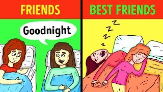 Download FRIENDS VS. BEST FRIENDS Video
