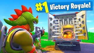Download THE TRAP TRUCK! Fortnite: Battle Royale Video