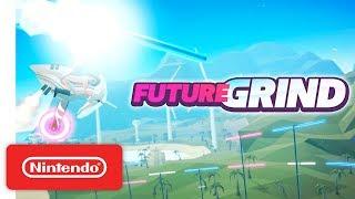 Download FutureGrind - Launch Trailer - Nintendo Switch Video