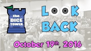 Download Dice Tower Reviews: Look Back - October 19, 2016 Video