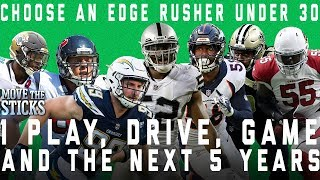 Download Which Edge-Rusher Under 30 Would You Choose for 1 Play, Drive, Game, & the Next 5 Years | NFL Video