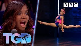 Download Pocket-rocket Shyla WOWS with explosive moves! 🚀 - The Greatest Dancer | Auditions Video