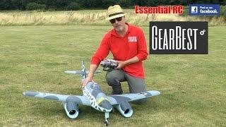Download Dynam ME-262 twin EDF jet (GearBest): ESSENTIAL RC FLIGHT TEST Video