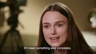 Download Kiera Knightley OBE - Made By Dyslexia Interview Video