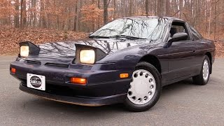 Download 1989 Nissan 240SX SE Fastback Review (Stock): A Unicorn If There Ever Was One! Video