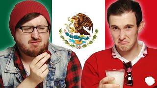 Download Irish People Taste Test Mexican Treats Video