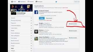 Download Twitter Tips: How to stop twitter spam Video