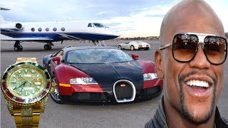 Download 10 Outrageous ways Boxing star Floyd Mayweather spends his millions Video