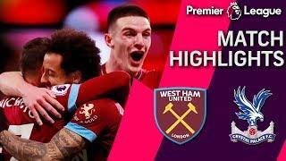 Download West Ham v. Crystal Palace I PREMIER LEAGUE MATCH HIGHLIGHTS I 12/8/18 I NBC Sports Video