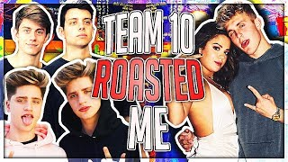 Download TEAM 10 ROASTED ME (NOW I'M MAD) Video