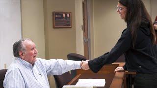 Download Law Professor Bill Crawford's Final Class Video
