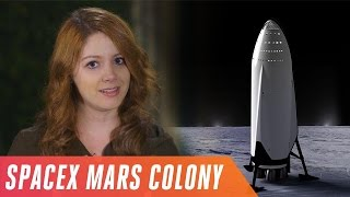 Download SpaceX's plan to colonize Mars, explained Video