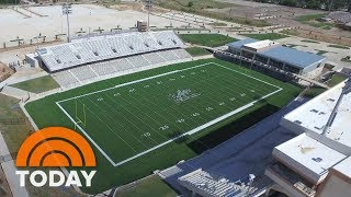 Download Get A First Look Inside $70 Million Texas High School Football Stadium | TODAY Video