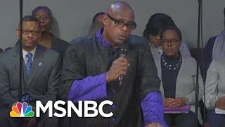 Download With Mike Pence In Front Row, Pastor Rips Into Donald Trump | All In | MSNBC Video