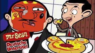 Download Mr. Beans Pizza-Katastrophe | Mr Bean animiert | Ganze Folgen | Mr Bean Deutschland Video
