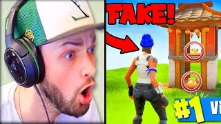 Download 3 FORTNITE YouTubers CAUGHT FAKING FORTNITE VIDEOS! (TmartN, ALI-A) Video